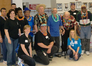2014-11 volunteers at Luau